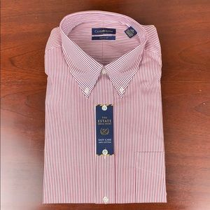 NWT - Club Room Dress Shirt